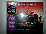 David Gilmour ‎– Live In Gdańsk (2CD+2DVD)