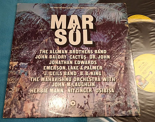 Mar Y Sol - Recorded live at the Mar Y Sol Festival in Puerto Rico 1972 2lp