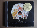 CD Queen ‎– A Day At The Races (1976)