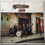 Preservation Hall Jazz Band - New Orleans. Columbia 1977 (USA)