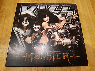 Kiss (Monster) 2012. (LP). 12. Vinyl. Пластинка. Europe. NM/EX+