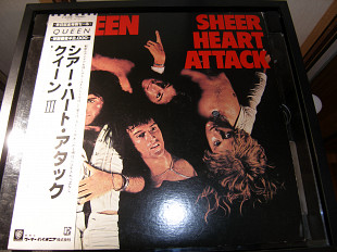 "Queen""Sheer Heart Attack ""1974/(1981) JAPAN!"
