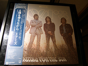 The Doors ‎– Waiting For The Sun 1968/(1978) JAPAN -mint!