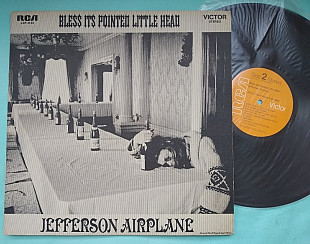 Jefferson Airplane - Bless its Pointed Little Head / RCA 4133 , usa , m-/vg++