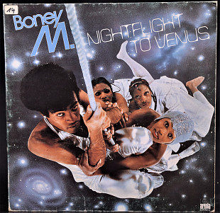 Boney M. ‎ Nightflight To Venus Hansa International ‎Germany EX+