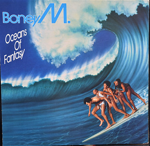 Boney M. ‎ Ocean of Fantasy Hansa ‎Germany
