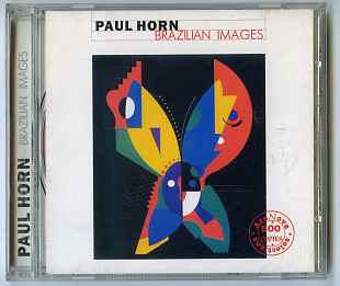 Paul Horn Brazilian Images Jazz, Folk, World, & Country Bossa Nova, Contemporary Jazz, Latin Jazz