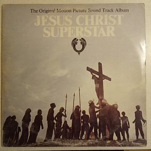 Jesus Christ Superstar (The Original Motion Picture Sound Track Album) 2LP Italy 1975