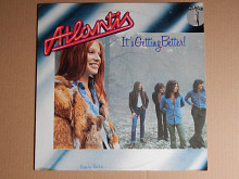 Atlantis ‎– It's Getting Better (Venus ‎– V79 AT-B 1008, Germany) EX+/NM-