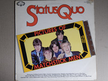 Status Quo ‎– Pictures Of Matchstick Men (U.K.) EX+/EX+