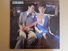 Scorpions ‎– Lovedrive (Harvest ‎– 1C 064-45 275, Germany) EX+/NM-