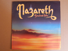 Nazareth ‎– Greatest Hits (NEMS ‎– NEL 6022, Ireland) EX+/NM-