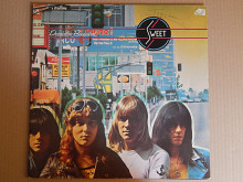 Sweet ‎– Desolation Boulevard (RCA Victor ‎– LPL1 5080, Germany) EX+/EX+