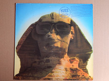 Kiss ‎– Hot In The Shade (Vertigo ‎– 838 913-1, EU) NM-/EX+