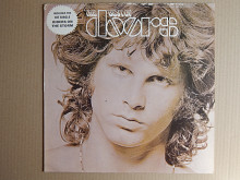The Doors ‎– The Best Of Doors (Elektra ‎– 27 228-6, Germany) EX+/NM-