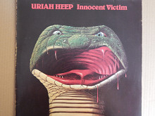 Uriah Heep ‎– Innocent Victim (Bronze ‎– 25 543 XOT, Germany) EX+/NM-