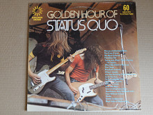 Status Quo ‎– Golden Hour Of Status Quo (Golden Hour ‎– GH 556, UK) EX+/EX+