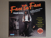 Frank Duval ‎– Face To Face (TELDEC ‎– 6.25413, Germany) EX+/NM-