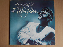 Elton John ‎– The Very Best Of Elton John (Phonogram ‎– 846947-1, Spain) NM-/EX+/EX+