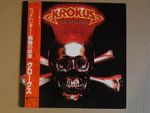 Krokus ‎– Headhunter (Arista ‎– 25RS-194, Japan) NM/NM-