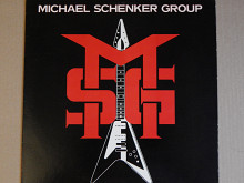 The Michael Schenker Group ‎– MSG (Chrysalis ‎– CHR 1336, US) NM-/NM-