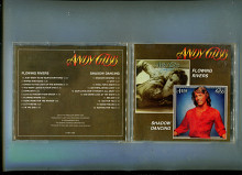"Продам CD Andy Gibb""Flowing Rivers"" – 1977/""Shadow Dancing"" – 1978 (8 pages booklet)"