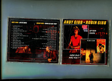 "Продам CD Andy Gibb ""After Dark"" – 1980/Robin Gibb ""How Old Are You?"" – 1983 (8 рages booklet)"