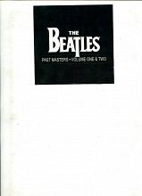 "Продам 2 CD The Beatles ""Past Masters"" Volume One & Two (р) 1988"