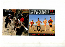 "Продам CD The Beatles ""Unsurpassed Masters Vol. 1"" (1962 – 1963) (р) 1989"