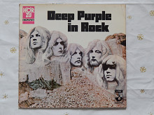 Deep Purple ‎– In Rock (Harvest ‎– SHZE 288, HÖR ZU ‎– SHZE 288, Unipak, Germany) EX/EX+