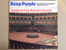 Deep Purple ‎– Concerto For Group And Orchestra (Harvest ‎– 1C 062-90 749, Germany) EX+/EX-