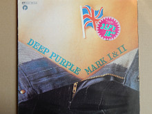 Deep Purple ‎– Mark I & II (Purple Records ‎– 1C 172-94 865/66, Germany) EX+/EX/EX