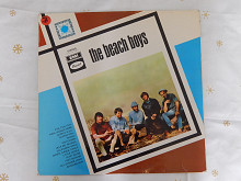 The Beach Boys-The Beach Boys (Capitol Records ‎– HST 20788, Holland) EX+/EX+