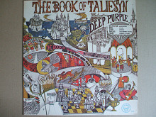 Deep Purple-The Book Of Taliesyn (Tetragrammaton Records ‎– T-107, USA) EX+/EX+