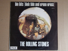 The Rolling Stones ‎– Big Hits [High Tide And Green Grass] (PAX ‎– ISK 1022, Israel) EX+/EX+