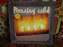 Running Wild ‎– Ready For Boarding (Noise International ‎– N 0108-1, Germany) NM-/NM-