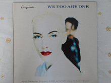 Eurythmics ‎– We Too Are One (RCA ‎– PL 74251, Germany) NM-/NM-