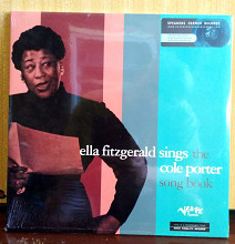 Ella Fitzgerald ‎– Sings The Cole Porter Songbook