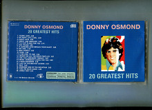 "Продам CD Donny Osmond ""20 Greatest Hits"" – 1998"