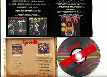 "Продам CD Geordie ""No Sweat"" (c) 1983 + ""Singles & Rarities"" (c) 2002 + book 16 p."
