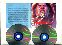 "Продам John Mayall ""Rock The Blues Tonight"" – 1970/71 2 CD's (booklet 4 p.)"