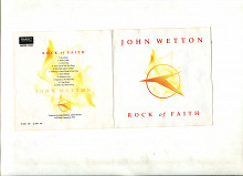 Продам CD John Wetton «Rock Of Faith» – 2000