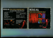 "Продам CD Michael Hill ""Black Gold & Gooddesses Bold!"" – 2005 with Colin John and Bill McClellan"