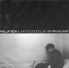 Продаю компакт-диск Phillip Boa & The Voodooclub «My Private War» – 2000