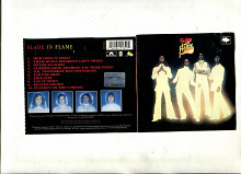 Продам CD Slade In Flame – 1974