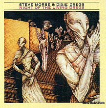 "Продаю CD Deep Purple — Steve Morse & Dixie Dregs ""Night Of The Living Dregs"" (р) 1979"