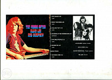 Продаю CD Ten Years After «Alvin Lee & Co» – 1972 / «Rock'N'Roll Music To The World» – 1972, буклет