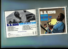 "Продам CD B.B. King ""Blues On Top Of Blues"" – 1968"