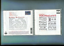 Продам CD Bobby McFerin «VOCAbuLarieS» – 2010
