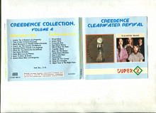 "Продам CD Creedence Clearwater Revival ""Mardy Grass"" – 1972 / ""Travellin' Band"" – 1970"